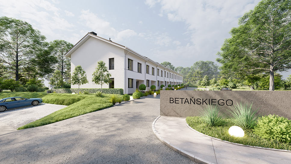 Osiedle Betańskiego, Rzeszów